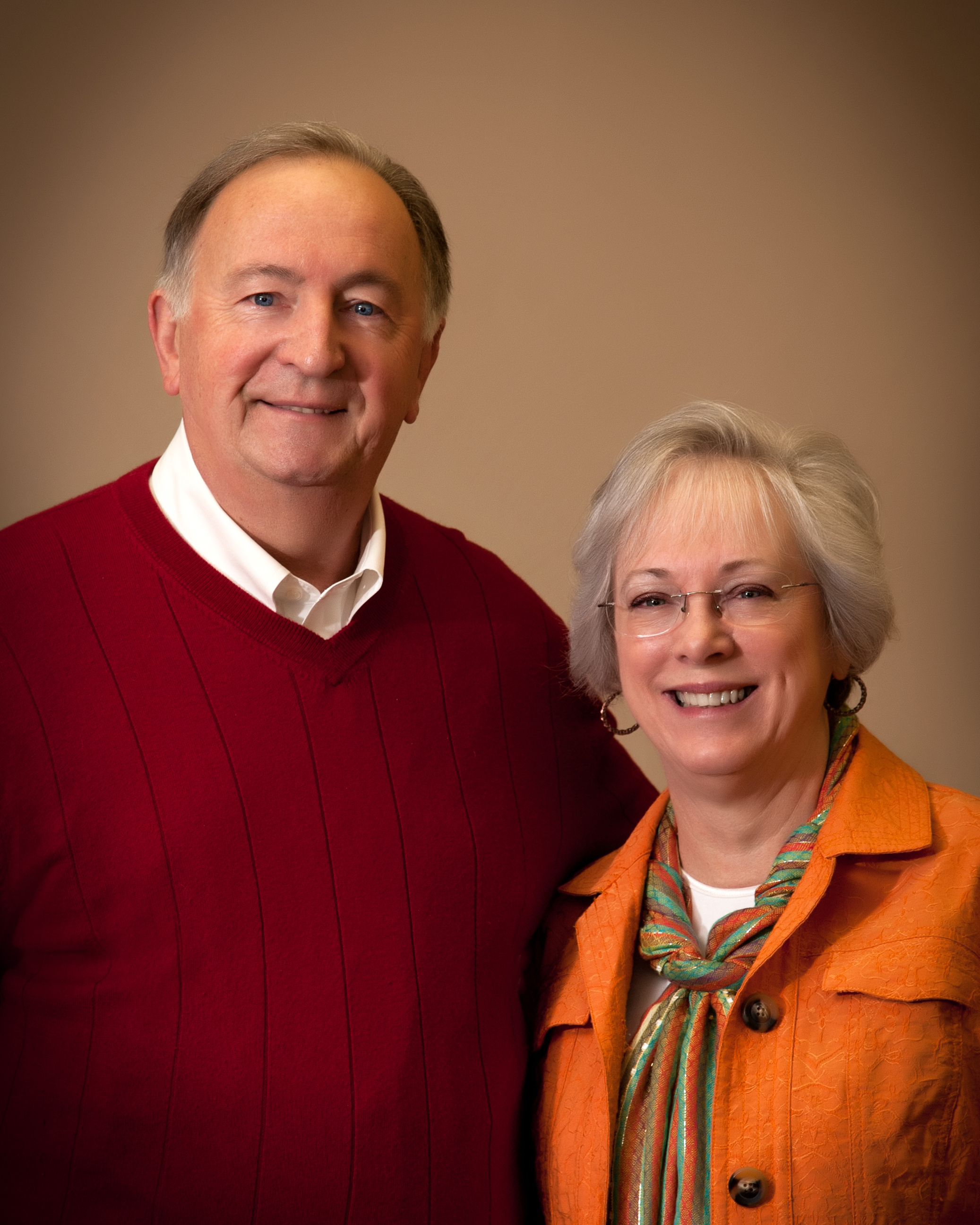 David and Carolyn Beck 2013